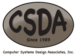 CSDA Inc. logo and link to home page
